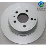 Toyota ISO9001를 위한 자동 Parts Brake Disc Fit