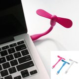 USB flexible Mini Fan pour l'ordinateur de bureau Compute de Laptop