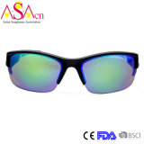 Óculos de sol Tr90 polarizados esporte do desenhador de moda dos homens (14358)