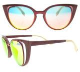 Moda del ojo de gato gafas de sol polarizadas gafas de sol comerciante de China