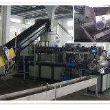 Máquina de pelotização de plástico para reciclagem de filme plástico
