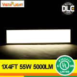 편평한 Panel Fixture LED 2X4 5000k Dimmable 52W UL&Dlc Listed