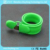 Movimentação magnética da pena do USB do bracelete do projeto novo (ZYF1260)