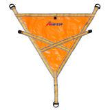 Ihren eigenen Dreieck-Rettungs-Abdominal- Riemen konzipieren