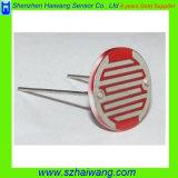 Fotodetector dependiente de la luz del PWB del sensor del resistor 25m m Arduino (MJ255)