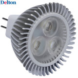 luz do ponto do diodo emissor de luz de 4.5W Dimmable MR16 (DT-SD-013)