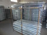 Mucchio a terra della vite della saldatura automatica per solare con la flangia (F76A1-1800-T3.5)