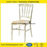 工場直売の強いアルミニウムナポレオンの椅子