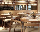 (SD-1005F) Présidence dinante en bois de restaurant nordique de type avec la portée de tissu