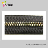 #3 Metall Brass Zipper für DA Puller C/E