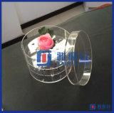 Caselle impermeabili libere acriliche per le rose