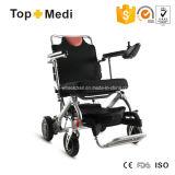 Кресло-коляска 2016 портативной светлой силы Recling продуктов Topmedi электрическая