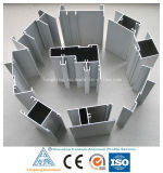 Os materiais de alumínio da extrusão expulsaram o fornecedor de alumínio