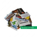 IDENTIFICATION RF Card d'OIN Standard de qualité avec Various Contactless Card Chips