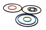 Giunti circolari di gomma meccanici colorati della gomma della guarnizione di disegno
