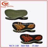 Ботинки сандалий ЕВА резиновый Outsole самого нового развития единственные
