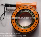 Beiliegendes Slewing Drive für Solar Tracker Se12 Worm Gear Slew Drive