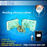 30 Shore a를 가진 형 Making Silicone Rubber