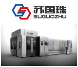 Machine de moulage de coup rotatoire d'animal familier de Sgz-8b pour des bouteilles d'eau