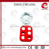 Sicherheit Padlocks elektrisches beschichtetes AusrückHasp AluminiumpA