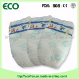 Пеленка младенца индикатора влажности Breathable, горячие пеленки младенца сбывания