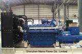 generador BRITÁNICO del diesel de Drived del motor de la potencia espera de 500kVA 400kw