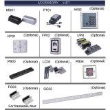 Guide réglable d'étage de Veze pour la porte coulissante automatique de Frameless