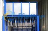 2 tonnellate di ghiaccio del blocco del creatore della macchina di ghiaccio di fabbricazione di fabbrica di macchina messa in recipienti
