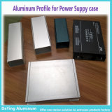 China-Aluminiumstrangpresßling-/Aluminium-Profil-Stromversorgungen-Kasten-Strangpresßling