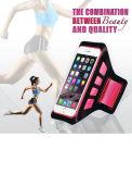 La meilleure poche de vente de brassard de sport du néoprène de la qualité 2016 pour le portable, caisse r3fléchissante de brassard de sport en plein air