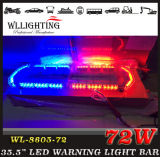 Volante della polizia Emergency Lightbar dello stroboscopio del LED