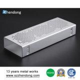 Прессованная алюминиевая электронная коробка алюминиевого сплава приложений 6063