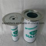 Separador de petróleo del compresor de aire de Sullair (250034-755, 250034-756)