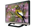 Pouce LED TV futée de Promitonal 24 dans l'affichage à cristaux liquides de China/DVB-T TV LED TV