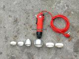Машина Semi-Автоматической портативной пневматической ручной бутылки покрывая