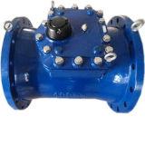 Type de Woltman mètre d'eau (chaud) froid de fer de fonte