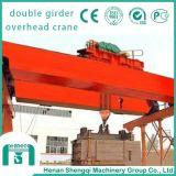 Gru a ponte della doppia trave da 80/20 di tonnellata