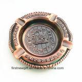Металл Keychain ключевого кольца выдвиженческого логоса лазера подарка овальный (F1368)