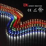 SMD 5060+2835 RGB+W Strip-96 flessibile LEDs/M 6500k