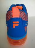 Calzature blu dei pattini di ginnastica di modo di buona qualità degli uomini