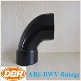 ABS Dwv de um tamanho de 1.5 polegadas que cabe 1/4 de curvatura da rua