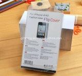 Rectángulo plástico de encargo ULTRAVIOLETA de la impresión en offset para la caja de embalaje del regalo (rectángulo del PVC)