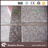 La maggior parte delle mattonelle di pietra cinesi popolari del granito di Bainbrook Brown G664 per la pavimentazione