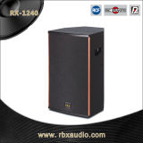 Rx-1240 Single 12 Inches双方向のStereo Audio Speaker