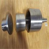 Pezzi meccanici di macinazione di giro di CNC dell'asta cilindrica di precisione