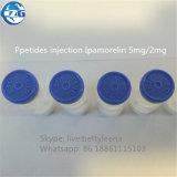 Peptide Ipamorelin 2mg Injecteerbare Ipamorelin van het Hormoon van de Aanwinst van de spier