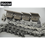 La cinghia di catene di plastica con la catena del rullo (Har863/963)