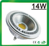 Helle LED Dimmable PFEILER Leuchte AR111 LED-