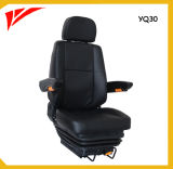 Luxuxluft-Aufhebung-Bustreiber-Sitz mit 3 Punkt-Sicherheitsgurt