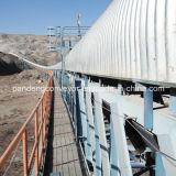 Transportador de correa curvada por tierra / Transportador curvado / Transportador de minería